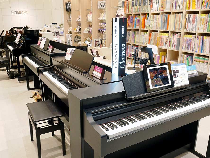 ヤマハミュージック松山店